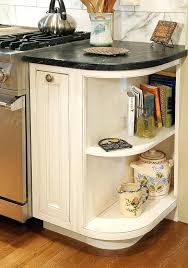 open shelf corner kitchen cabinet corner shelf kitchen cabinet rev a shelf premiere blind corner