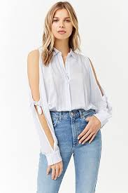 forever 21 white blouse tops sleeves forever 21