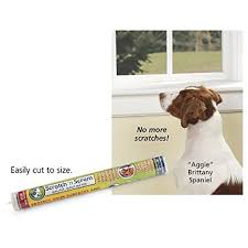 Sliding Glass Door Stopper by Amazon Com Scratch N Scram Stops Dog Scratches On Doors