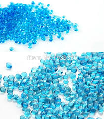Decorative Glass Stones For Vase Decorative Glass Marble Beads 400g Glass Pebble Stones Swimming
