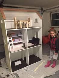 build it yourself dollhouse free plans build it pinterest