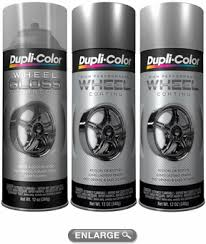 dupli color high performance wheel coating 12 oz dupwpseries