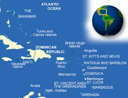 Antigua Map Antigua And Barbuda Facts Culture Recipes Language Government