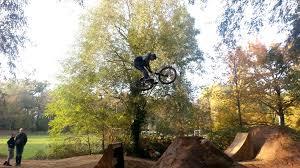 Neue K He Planen Bikepark Karlsruhe Big Air Double Kicker U0026 Pumptrack