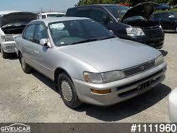 toyota arabalar used toyota corolla from japan car exporter 1111960 giveucar