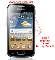 reset samsung ace 3 how to safety master reset samsung galaxy ace 2 i8160 easily