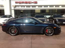 porsche dark blue metallic pics of dark blue metallic with painted platinum satin wheels