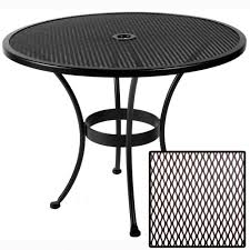 42 Round Dining Table Ow Lee Standard Mesh 36 Inch Round Dining Table 36 Mu