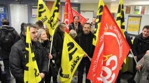 bureau de poste 17 rennes le bureau de poste de la poterie occupé par les syndicats