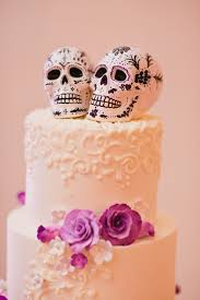 skull cake topper sugar wedding cake toppers wedding corners