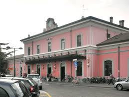 Flag City Lodi Lodi Railway Station Lombardy Wikipedia