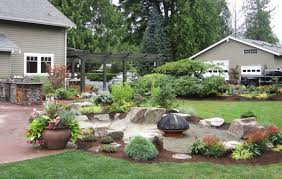 Rock Garden Pics 25 Rock Garden Designs Landscaping Ideas For Front Yard Home And