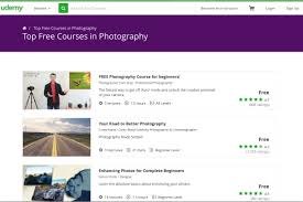 from harvard to youtube 7 free online photography classes