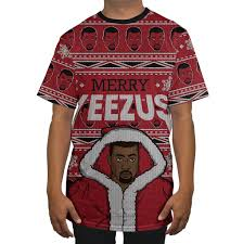 yeezus sweater merry yeezus s