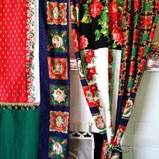 Bohemian Drapes Sale Boho Curtains Christmas Wall Decor From Hippiewild On Etsy