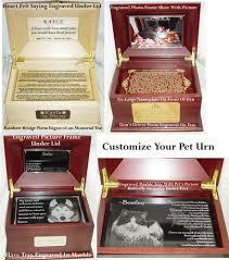 dog cremation design your urn