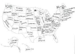 us map quiz puzzle united states map puzzle us states blind map