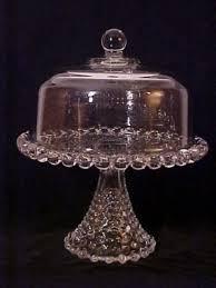 Crystal Pedestal Cake Stand Pedestal Cake Plates Foter