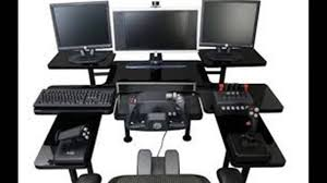 Desk Chair For Gaming by Gaming Chair Keyboard Tray Computer Gaming Accessories Youtube