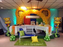 lion king baby shower decorations baby showers ideas