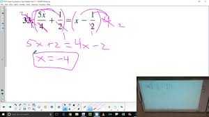 honors algebra 2 trig chapter 01 02 linear equations in one