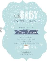 baby it s cold outside baby shower its cold outside winter baby shower invitation baby shower