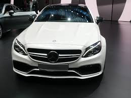 mercedes c class coupe tuning 2016 mercedes c class coupe 2015 frankfurt auto