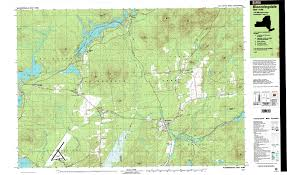 Topographic Map United States by New York Topo Maps 7 5 Minute Topographic Maps 1 24 000 Scale