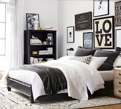 Pottery Barn Platform Bed Cheswick Platform Bed Pottery Barn