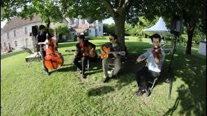 orchestre jazz mariage groupe jazz manouche mariage medley violon manouche project