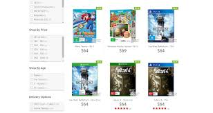 how much will the ps4 cost on black friday at target target is selling fallout 4 and star wars battlefront for decent