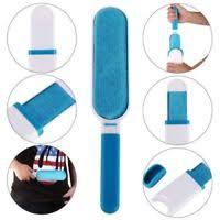 fur wizard pet hair lint remover cleaner magic cloth fabric