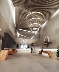 How To Decorate A Lobby - Lobby interior design ideas