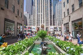 Radio City Floor Plan by Inside Rockefeller Center U2013 Attractions Restaurants And Tours