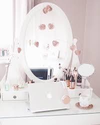 Ikea Hemnes White Desk by How To Style The Ikea Hemnes Dressing Table Vanitytable