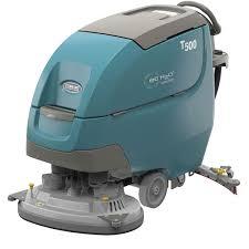 walk behind scrubber dryer battery powered t500 t500e