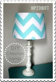 turquoise lamp foter