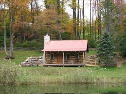 Cottages In Pennsylvania by 1800 U0027s Restored Log Cabin In Woods 15 Min Vrbo