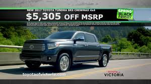 black friday tire sale 2017 toyota of victoria spring black friday april 2017 youtube