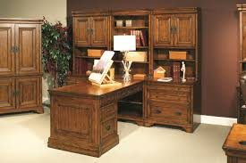 Desk Sets For Home Office Aspenhome Centennial Executive Desk With Convertible Keyboard