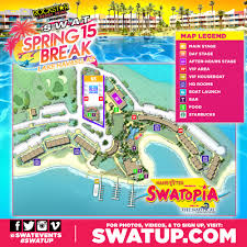 Lake Havasu Map Slander At Swat Spring Break 2015 Lake Havasu Tickets 03 31 15