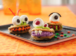 chomping monster cookies and other halloween recipes santacruzfoodie