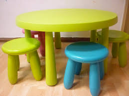 childrens table and stools 46 ikea kids round table ikea mammut round table only preloved toys