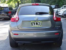 Roof Box For Nissan Juke by 2014 Used Nissan Juke 5dr Wagon Cvt Sv Awd At Alm Roswell Ga Iid