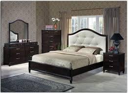 Ashley Furniture Platform Bed Frames B Wilmington Pc Adult - White leather headboard bedroom sets