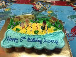 publix cupcake cake pirate party jake u0026 the neverland pirates