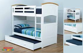 Burleigh Bunk Bed Single King Single  Double Awesome Beds  Kids - King single bunk beds