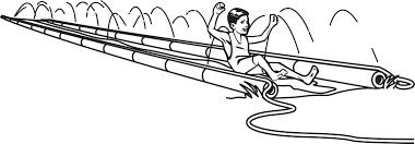 build an awesome diy slip u0027n u0027 slide for summer fun wired