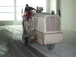 Interior Repair Concrete Floor Covering Industrial Smooth Interior Repair