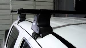Toyota Tacoma Double Cab Roof Rack by 2011 Toyota Tacoma Double Cab With Thule Traverse Roof Rack By